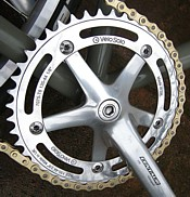 VeloSolo Shop - Chainsets, Chainrings, Chainring Bolts