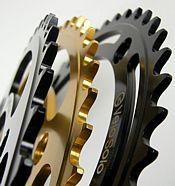 """VeloSolo CNC Campagnolo Proto 3//32/"""" CHAINRING 39t 42t Singlespeed MTB Road Track"""